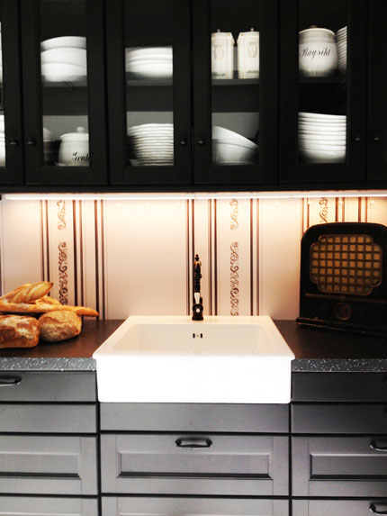 Laxarby Kok Ikea : IKEAS nya kok  My ginger roots